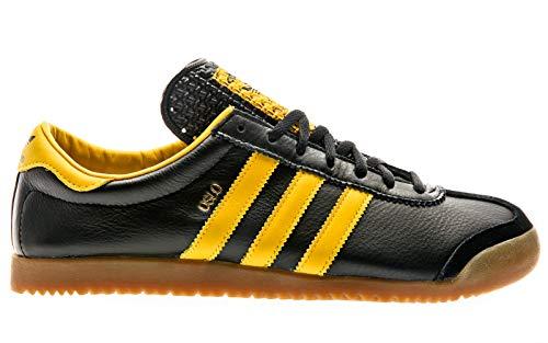 adidas Originals Oslo, Core Black-Tribe Yellow-Gum, 9,5