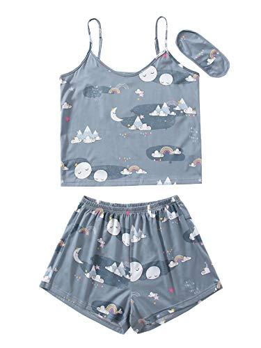 Pijama Una Pieza Mujer  marca Floerns