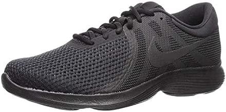 Nike Men's Revolution 4 Running Shoe, black/black, 11.5 Regular US