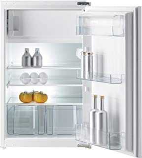 Gorenje RBIU6091AW, Built In Integerated Refrigerator, 136 Liters, Energy Efficient, Super Quiet, White, 1 Year Warranty