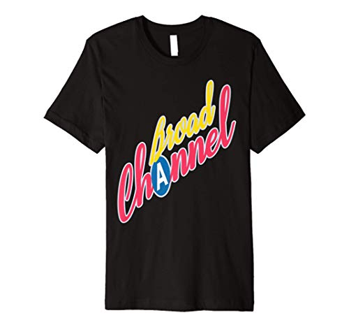 broad channel queens nyc queens new york Premium T-Shirt