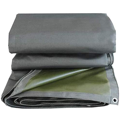 JTYX Tarps Tarpaulins, Shade Cloths, Waterproof Tarpaulins for Outdoor Trucks, Rain And Sun Protection, 650G/㎡