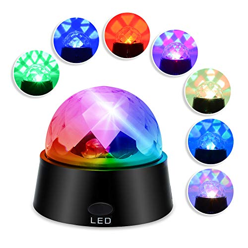 DXP RGB LED Discokugel Partylicht