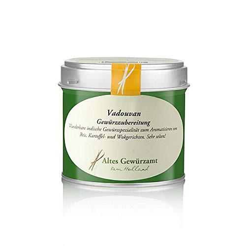 Vadouvan - Gewürzzubereitung, fermentiert, Altes Gewürzamt, 70 g