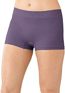 SmartWool Mujeres PHD niño Corto sin Fisuras - Desierto púrpura