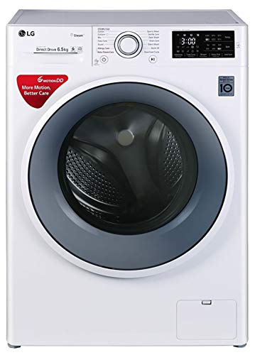 LG 6.5 kg Inverter Fully-Automatic Front Loading Washing Machine...
