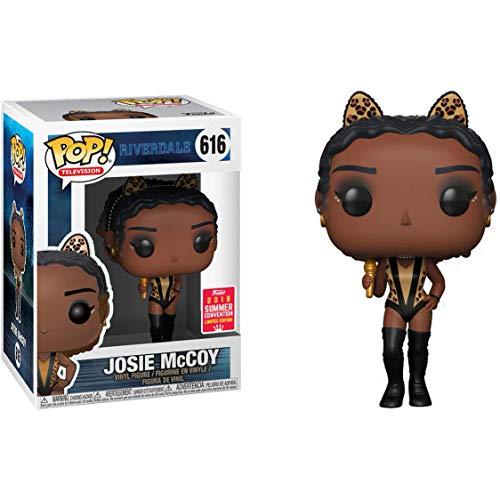 Funko Pop! Televisión # 616 Riverdale Josie Mccoy (Exclusiva de la Convención de Verano 2018)