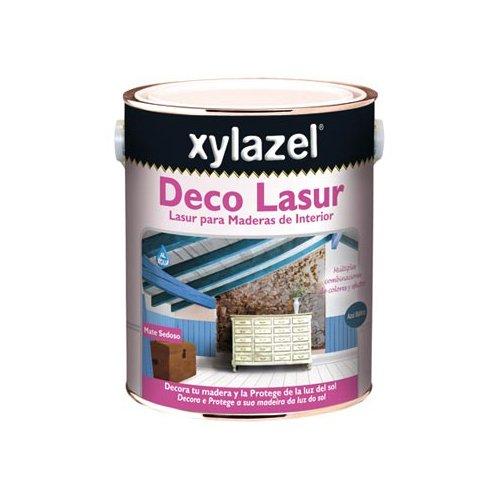 Xylazel - Protección madera deco lasur 750ml pino rustico