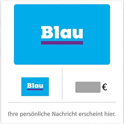 aufladekarte blau.de