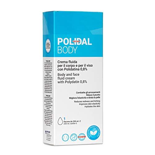Polidal Body - Crema fluida corpo con Polidatina 0,8%