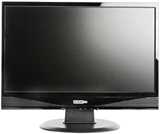 Edge10 ET185a 18.5 inch Widescreen LED Monitor with Toughened Glass - Black (300cd/m2, 10000:1, 1366 x 768, 2ms, DVI)