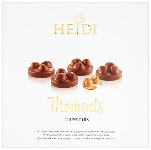 Heidi Gourmet-Pralinen Moments Haselnuss 142g (Hazelnut)