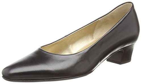 Gabor Damen Basic Pumps, Schwarz (Schwarz), 37.5 EU (4.5 UK)