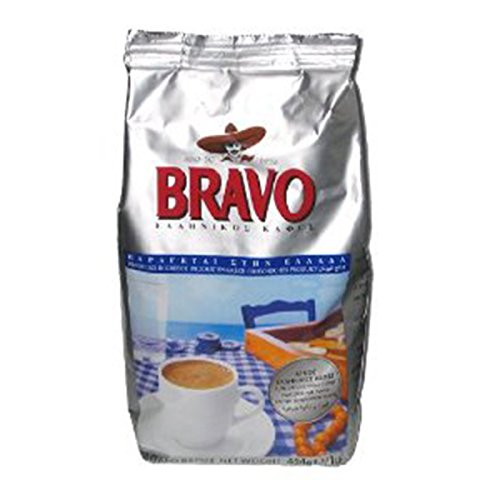 Bravo Grieche Kaffee (200g)