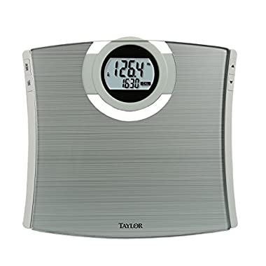 Taylor Precision Products Glass CalMax Electronic Scale, 7209W