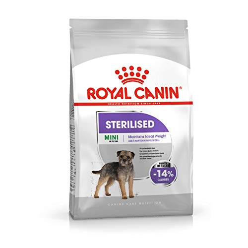Royal Canine Adult Sterilised Mini 3Kg 3000 g