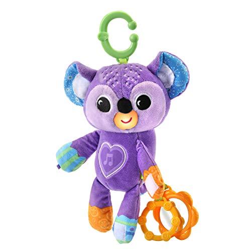 VTech Lila, Mon Koala Cli'Balade - Juguete para bebé (3 Meses a 3 años)