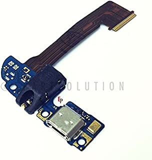 For HTC ePartSolution_Micro USB Charger Charging Port Flex Cable Dock Connector With Headphone Audio Jack USB Port for HTC...
