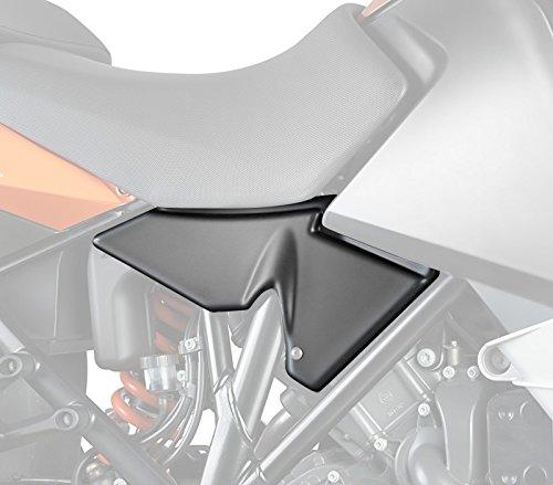 Seitenverkleidung für KTM 1290 Super Adventure S 17-19 schwarz matt Puig 7513j