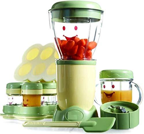 Mixer Babykostbereiter HAPPY BABY Smoothie Maker Zerkleinerer Pürierer 16teilig