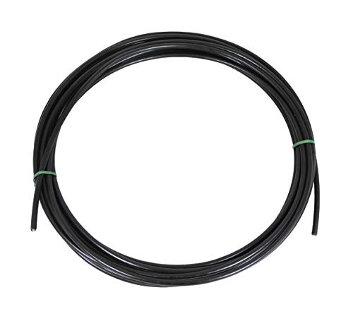 10m Zaun & Erdkabel, Ø 1,6 mm Hochspannungskabel - 7 Edelstahl Drähte - EIN Kabel für alle Anwendungen am Weidezaun
