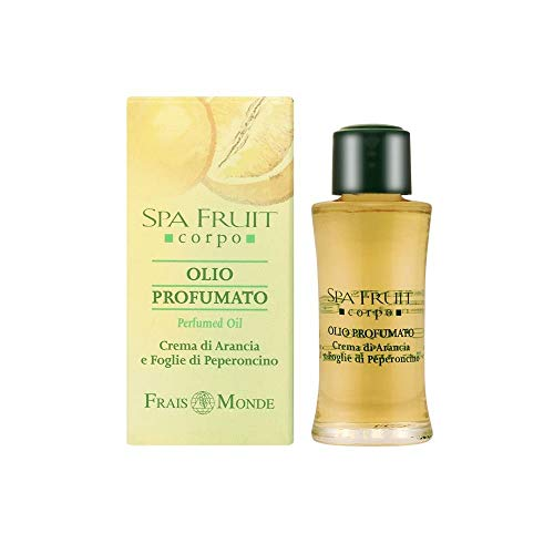 Frais Monde Spa Fruit Huile Parfumée Orange/Chilli Leaves 10 ml