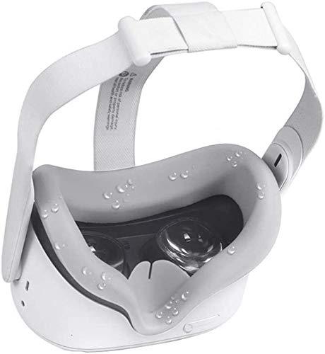 Seracle Tapa de silicona VR Cover para Oculus Quest 2, accesorios para