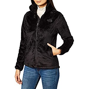 The North Face Women's Osito Jacket, TNF Black, S