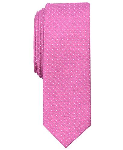 Original Penguin Herren Montego Dot Krawatte, rose, Einheitsgröße