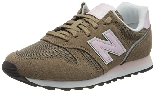 New Balance Damen 373v2 Sneaker, Braun (Tan Bb2), 40 EU