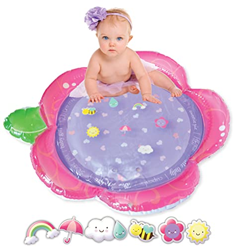 LaLa Lou Kids Tummy Time Water Mat review