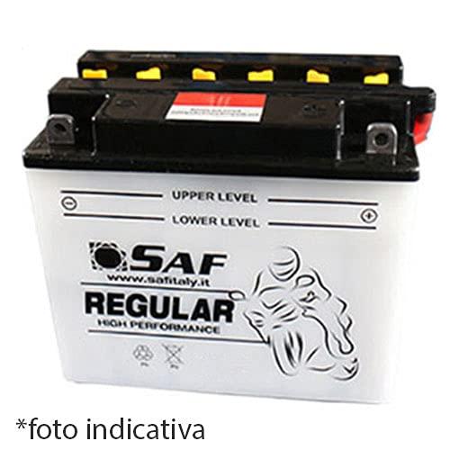 Generico RVS Batteria Moto e Scooter 12 Volt 14 Ah YB14L-A2 per Piaggio X9 Evolution CC 500 01