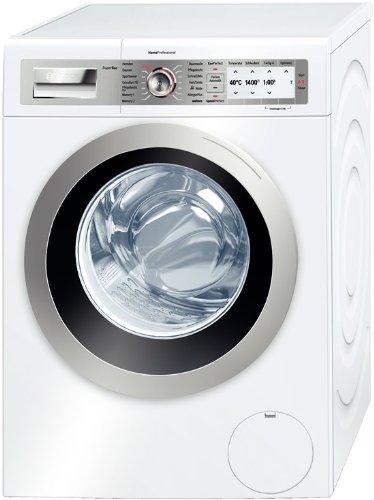 Bosch WAY287W1 Waschmaschine Frontlader / A+++ B / 1400 UpM / 8 kg / AquaStop / Beladungs-Sensor
