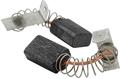 Escobillas de Carbón para METABO SBE13R taladro - 5x8x12mm - 2.0x3.1x4.7