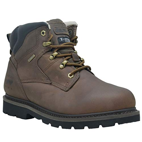 Golden Fox Waterproof Work Boots Men's 6' Boot for...
