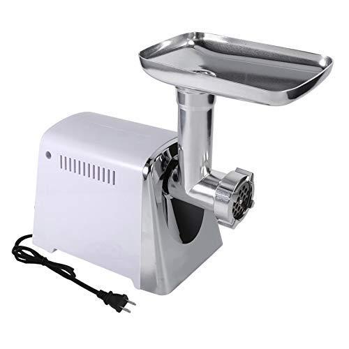 GJNVBDZSF Picadora de Carne 600W Picadora de Carne de Alta Resistencia Picadora de Carne eléctrica Watt Picadora de Carne Industrial Embutidora de Salchicha Picadora de Carne Procesador de Alimentos