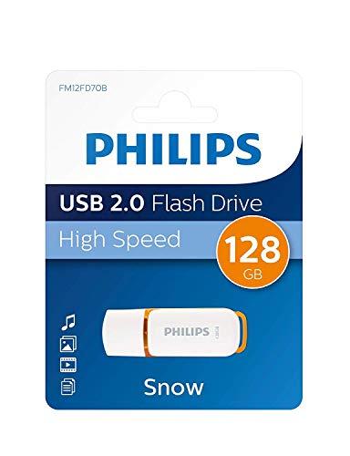 Philips USB Flash Drive Snow Edition 128GB USB2.0, USB-Stick