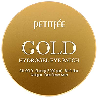 PETITFEE Gold Hydrogel Eye Patch by Ns Retail