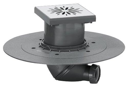 Wirquin 30718094 Express'eau Siphon de sol douche à...