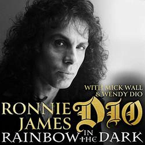 Rainbow in the Dark cover art
