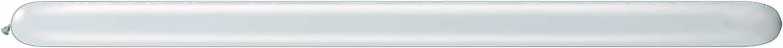 Qualatex 350Q Medium Twisting Balloons (Silver)