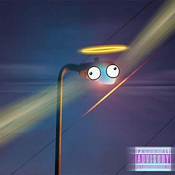 Silný lampy