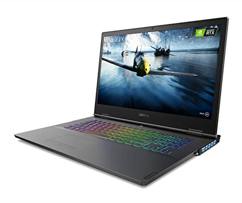 Lenovo Legion Y740 Notebook Gaming, Display 17,3
