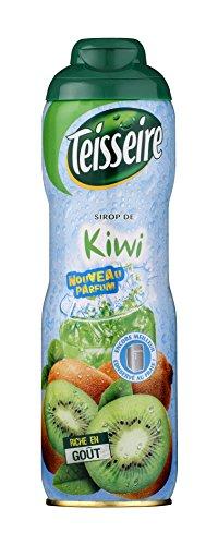 Teisseire Sirup Kiwi 6 x 600 ml, Sirup für SodaStream
