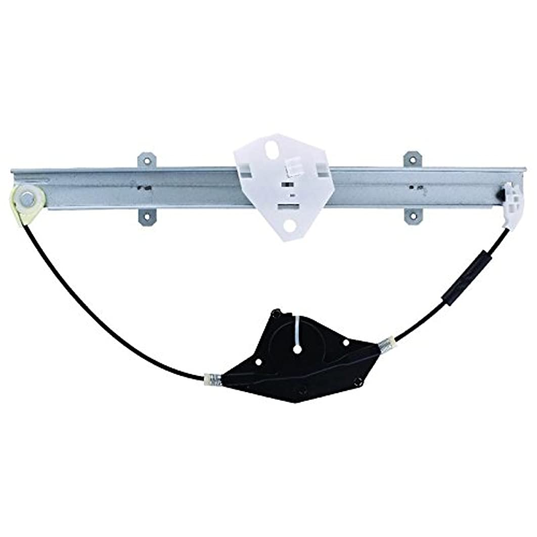 Premier Gear PG-740-807 Window Regulator (fits Ford and Mercury Driver Side Front without Power Window Motor)