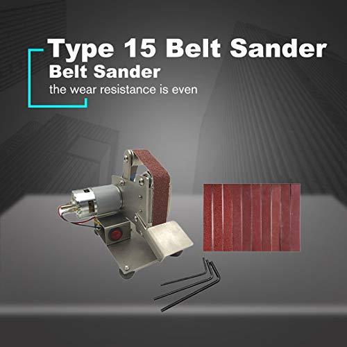 Swiftswan Multifunctional Grinding Machine Mini Electric Belt Sander Sander Sander Blade Sharpener Sander Belt Sander