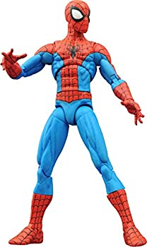 DIAMOND SELECT TOYS Marvel Select  Spectacular Spider-Man Action Figure Multicolor