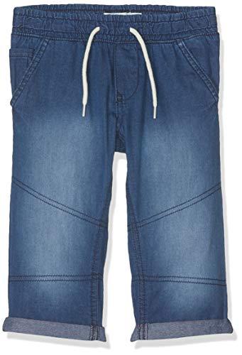 NAME IT Jungen Shorts Nkmryan Dnmaben 3051 Knickers Noos, Blau (Dark Blue Denim), (Herstellergröße: 164)
