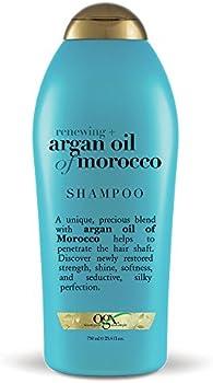 OGX Renewing+Argan Oil of Morocco Hydrating Hair Shampoo 25.4 fl oz