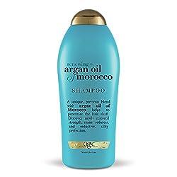 OGX Renewing + Argan Oil of Morocco Shampoo, 25.4 Ounce Salon Size (91095)